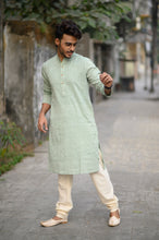 Load image into Gallery viewer, Green Kurta