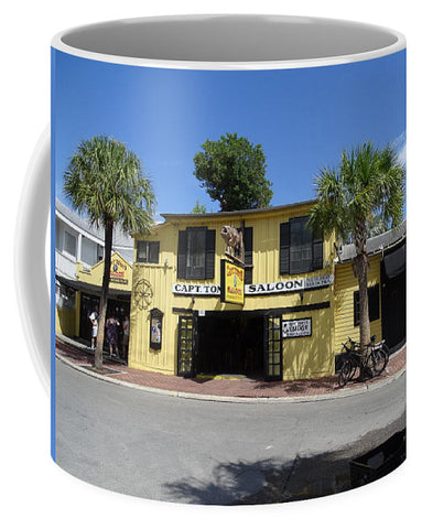 Captain Tony's Key West - Mug