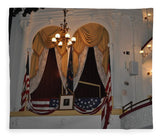 Presidential Box - Ford's Theater - Blanket