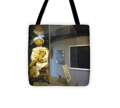Robert The Doll - Tote Bag