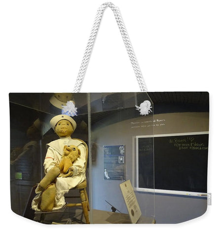 Robert The Doll - Weekender Tote Bag