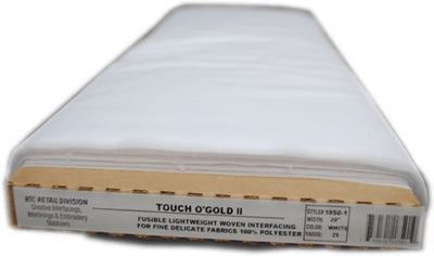 Touch O'Gold II 1850-1 White
