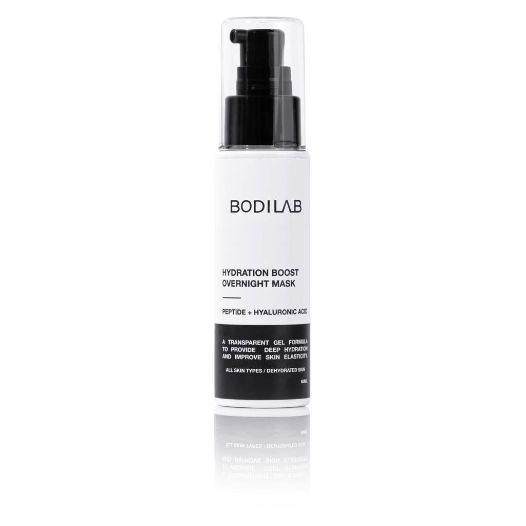 Hydration boost overnight mask - BODILAB