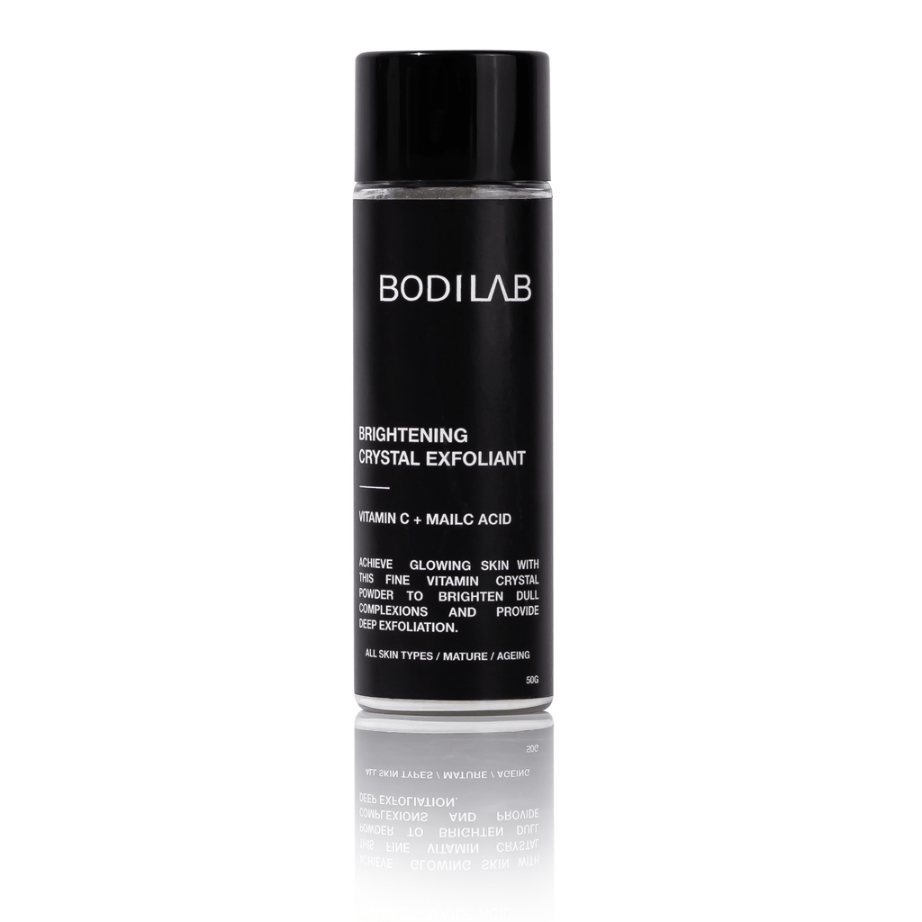 Brightening Crystal Exfoliant - BODILAB