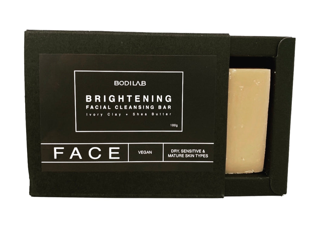 BRIGHTENING FACIAL CLEANSING BAR - BODILAB