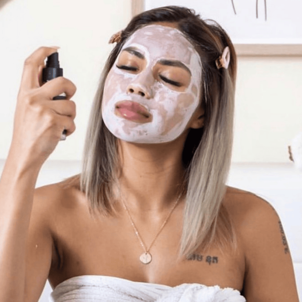 Pink Clay Face Mask - BODILAB