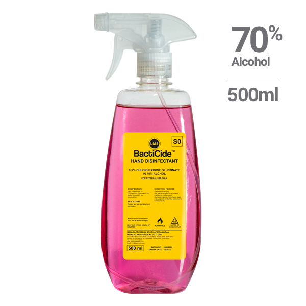 500ml Sanitizer Spray