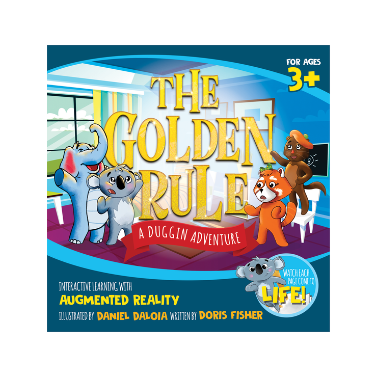 The Golden Rule: An Augmented Reality Book