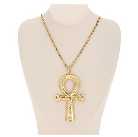 Powerfull Ankh Necklace