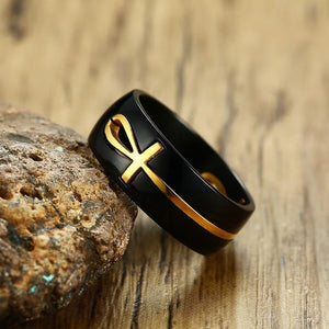 My Egyptian Ankh  Ring
