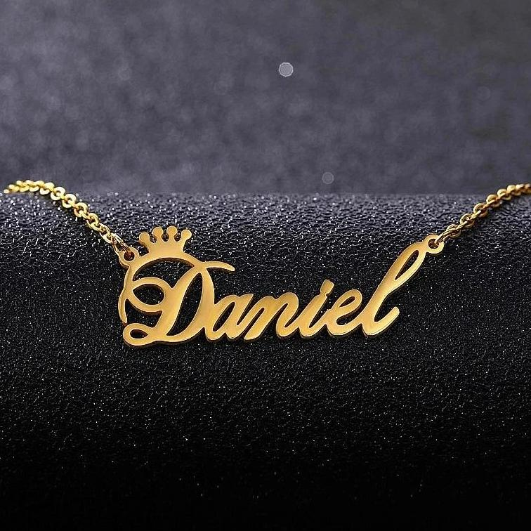 My Name Necklace