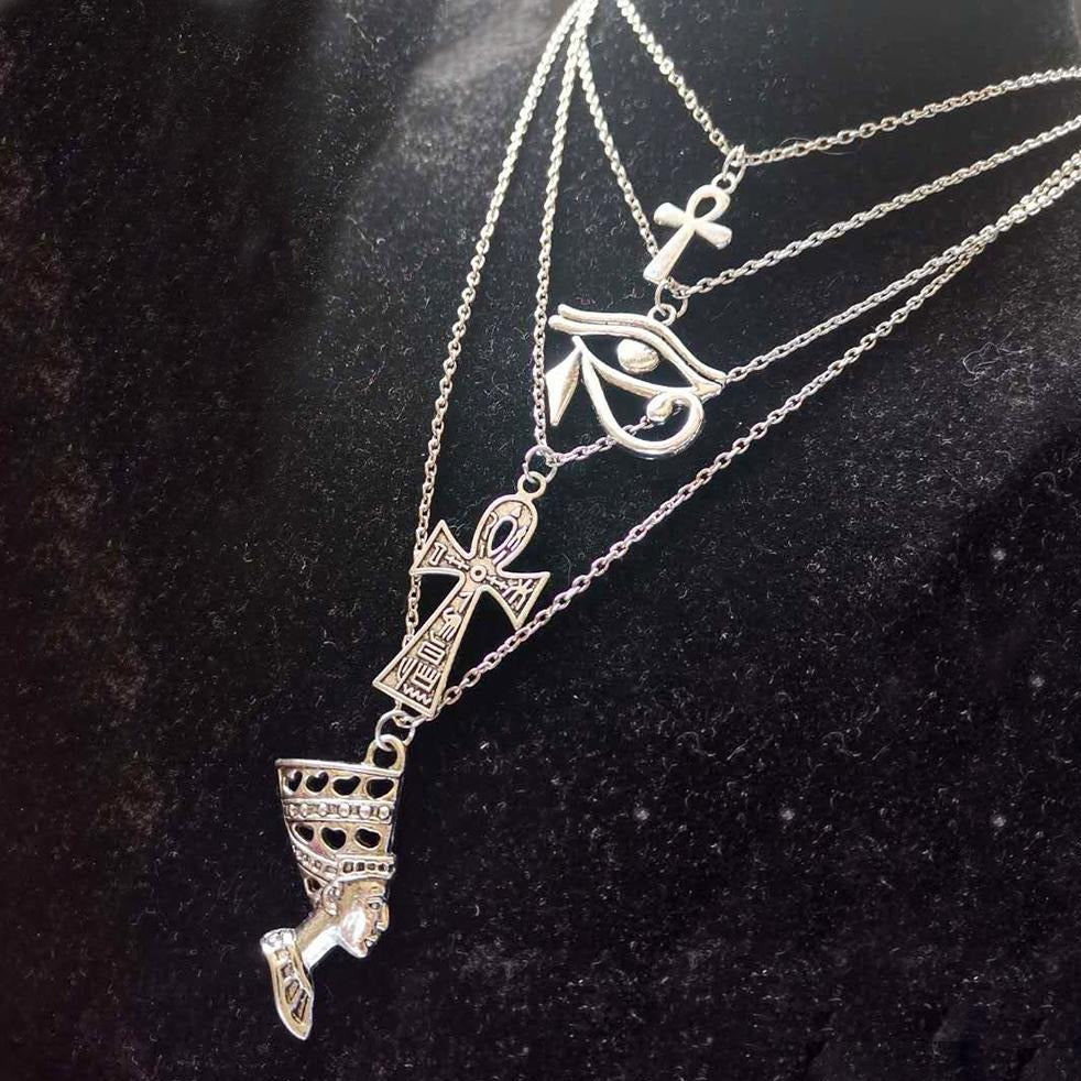 My Egyptian Necklace Set