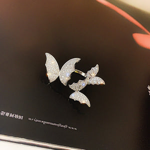 Ariana's Flying Butterfly Ring