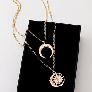 My Moon Necklace