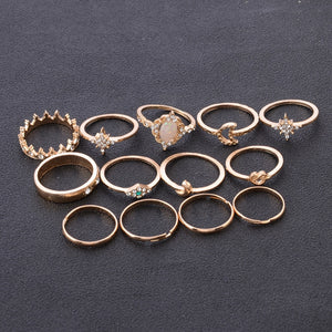 Mona's Ring Set
