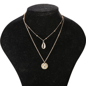 Bohemian Chain Necklaces