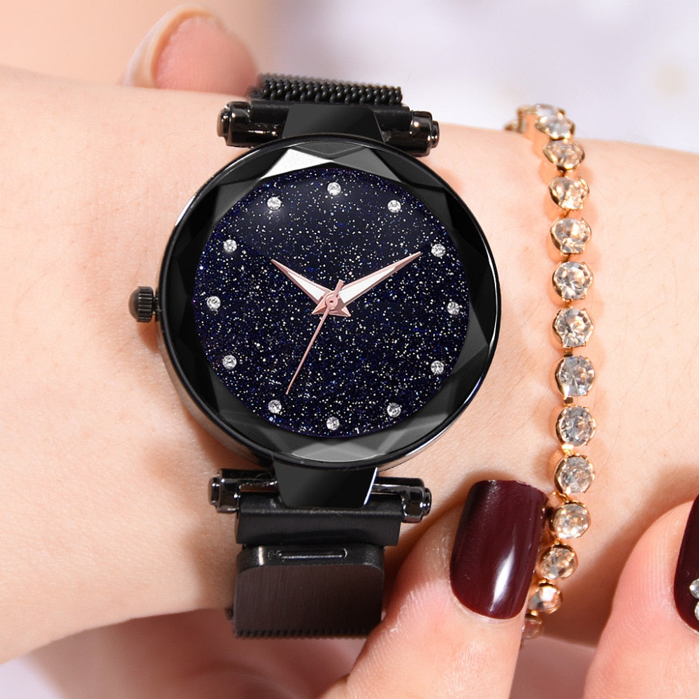 Starry Bracelet Watch