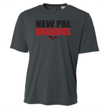 Mens Short Sleeve T-Shirt - New Pal Dragons