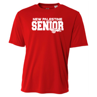 Mens Short Sleeve T-Shirt - New Palestine SENIOR