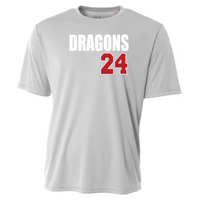 Mens Short Sleeve T-Shirt - Dragons ## (Custom)
