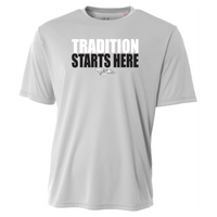Mens Short Sleeve T-Shirt - Tradition Starts Here