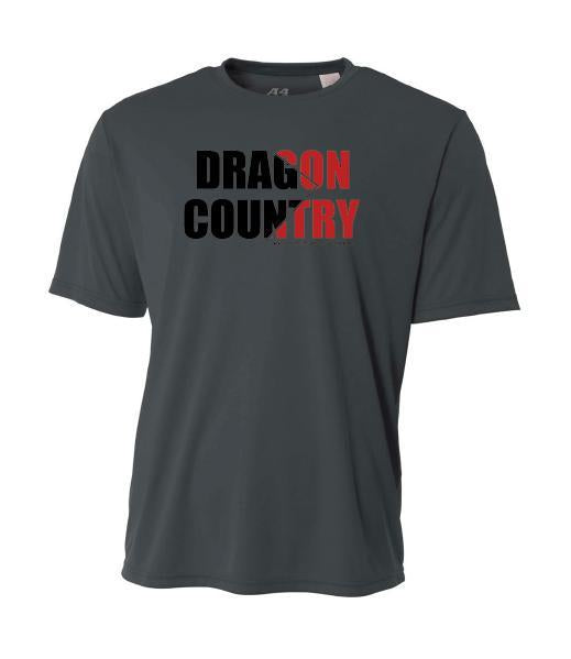 Youth Short Sleeve T-Shirt - Dragon Country Arrowed