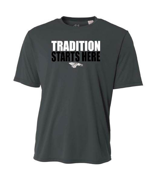 Youth Short Sleeve T-Shirt - Tradition Starts Here