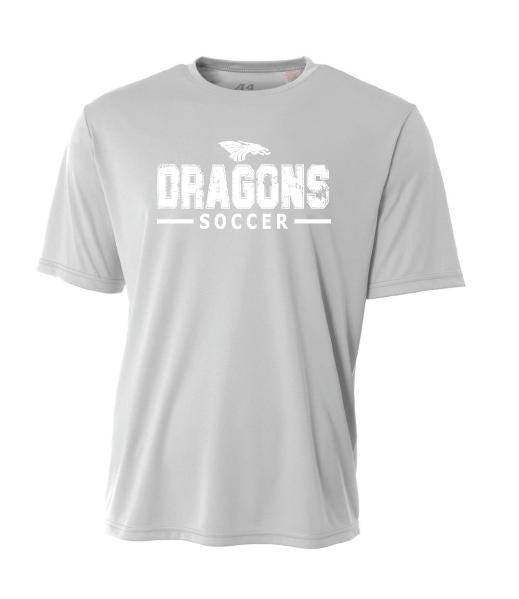 Youth Short Sleeve T-Shirt - Dragons Soccer
