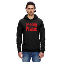 Unisex California Fleece Hoodie - Dragon Pride