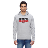 Unisex California Fleece Hoodie - New Pal Dragons