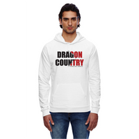 Unisex California Fleece Hoodie - Dragon Country Arrowed