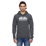 Unisex California Fleece Hoodie - We Are Dragons NPHS