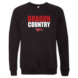 Unisex Sponge Fleece Sweatshirt - Dragon Country