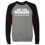 Unisex Sponge Fleece Sweatshirt - We Are Dragons NPHS