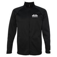 Unisex Performance Fleece Full-Zip Jacket - We Are Dragons NPHS