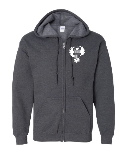 Indy Phoenix FC Zip Up Hooded Sweatshirt (Adult)