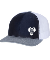 Indy Phoenix FC Snapback (Heather Gray, Navy, White)