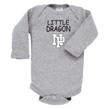 Infant Long-Sleeve Onsie - Little Dragon