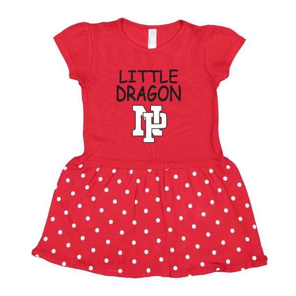 Baby/Toddler Dress - Little Dragon