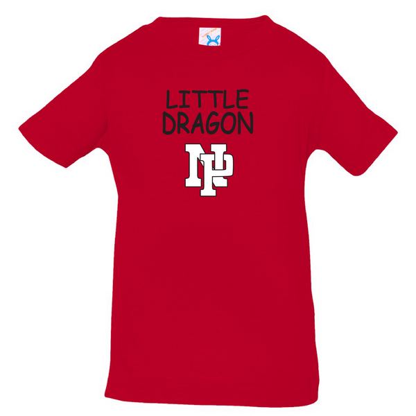 Infant Short Sleeve T-Shirt - Little Dragon