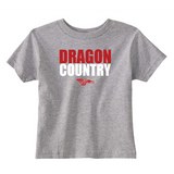 Toddler S/S T-shirt:  Dragon Country