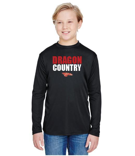 Youth Long Sleeve T-Shirt - Dragon Country
