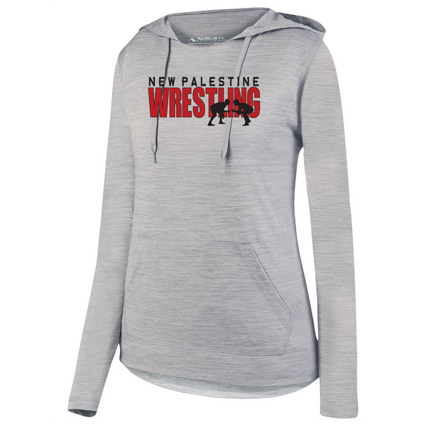 Womens Lightweight Hoodie - Dragons Wrestling