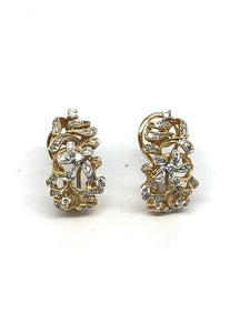 EFFY 14k Diamond Earrings