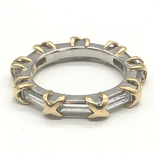 C Tiffany & Co. Diamond Eternity Band
