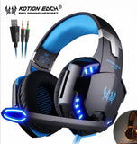 3 Pcs Set Auricular Headset Gaming stéreo con mic LED for PS4 - Market Libre