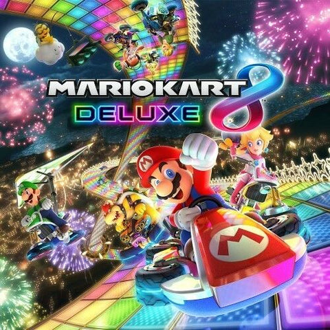 Mario Kart 8 Deluxe for Nintendo Switch Brand New Nuevo - Market Libre