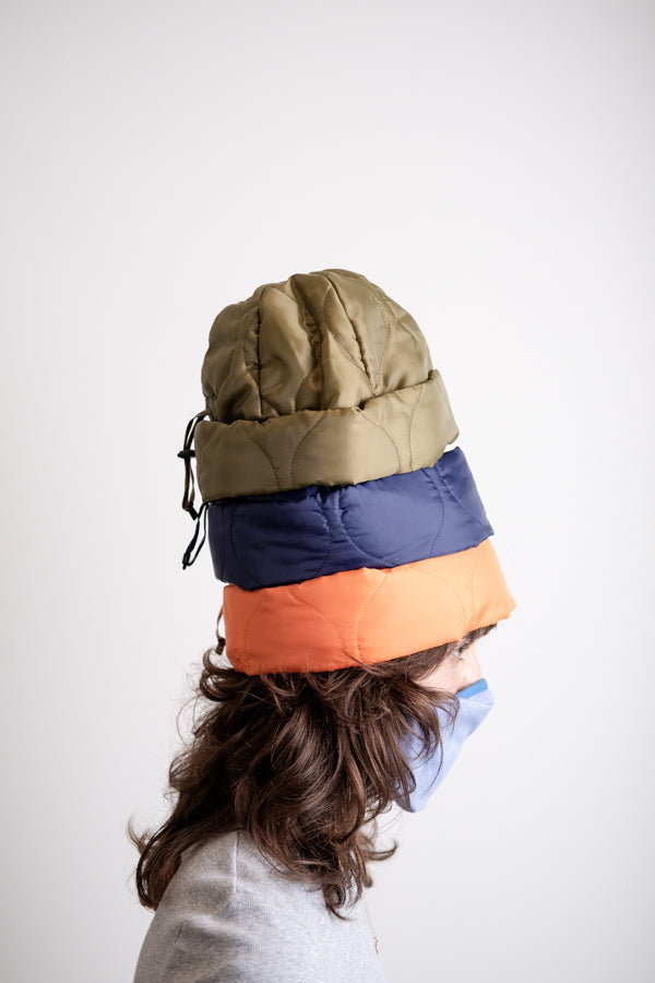 QUILT WATCH CAP