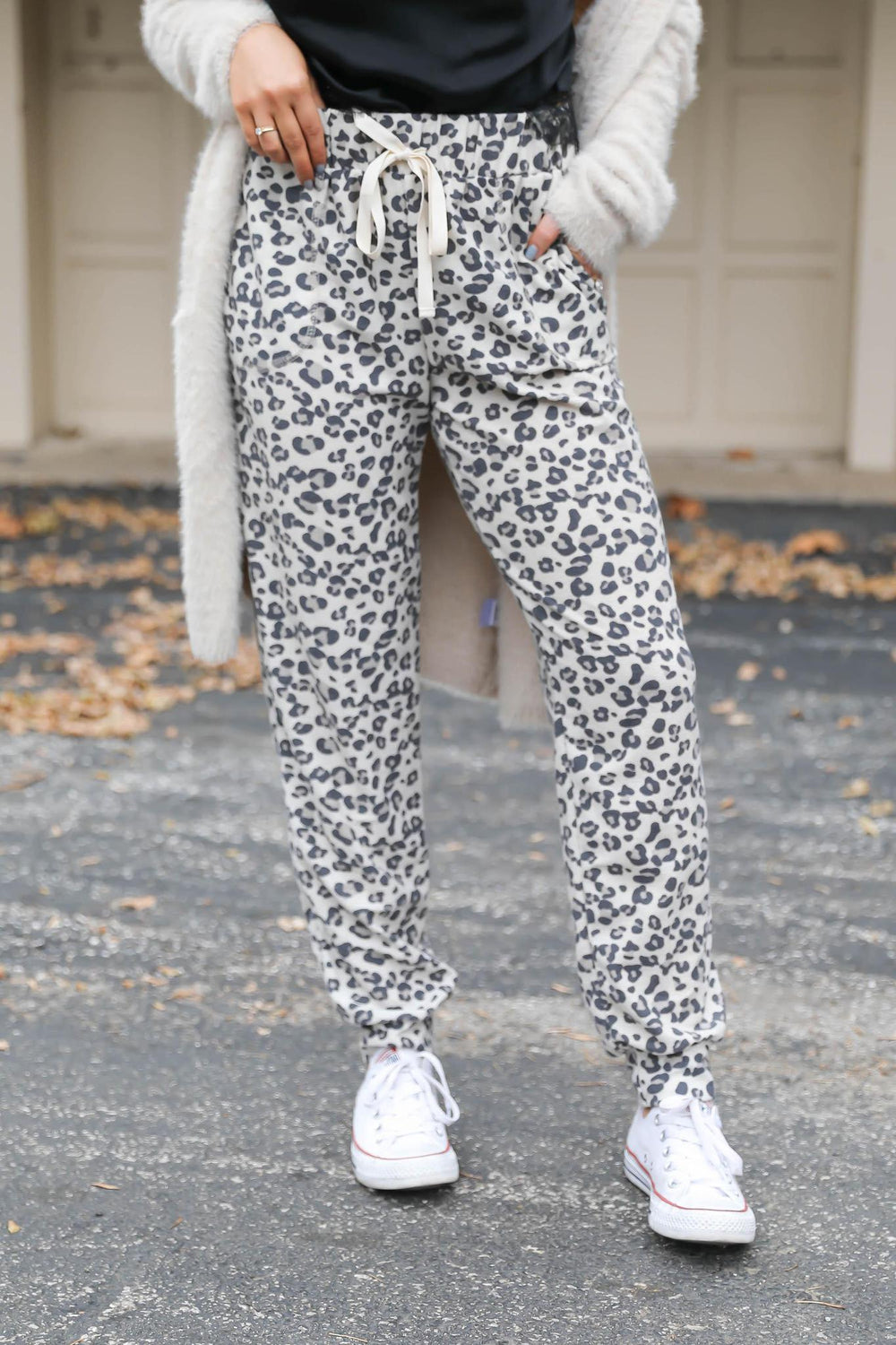 "Lazy Day Leopard Jogger ""Inspired by Shanna Hutcheson"""