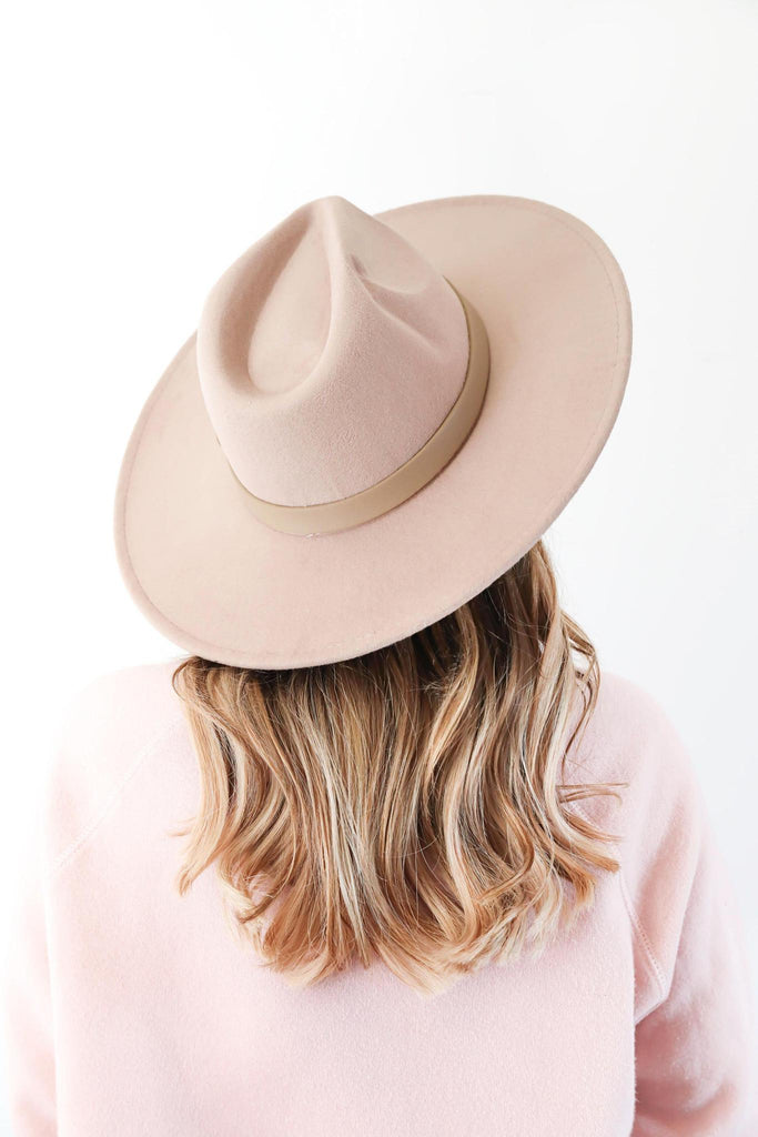 Saturday Afternoons Hat - Mocha